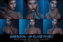 Diversion - Up Close Poses // Bento