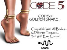 CODE-5 Bangle Snake V.0.01