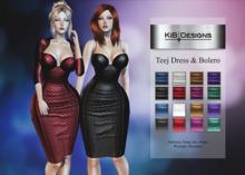 """KiB Desings - Teej Dress & Bolero Box """"Wear"""""""