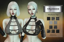 KiB Designs - Madison Top