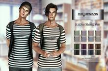 "KiB Designs - KidJoe Shirt & Vest  Box ""Wear"""