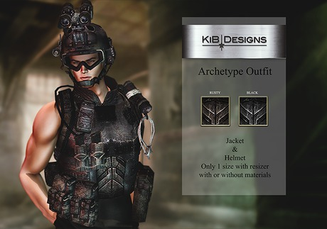 KiB Designs - Archetype Outfit Box