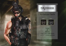 KiB Designs - Archetype Outfit Box
