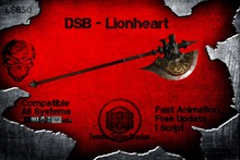 DSB Lionheart v1.0 Box