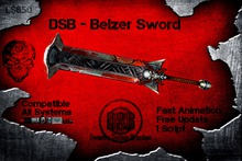 DSB Belzer Sword v1.0 Box