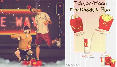 TK. // MacDaddy's Run