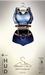 [sYs] NICO bodysuit (body mesh) - Blue HUD
