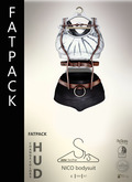 [sYs] NICO bodysuit (body mesh) - FATPACK HUD