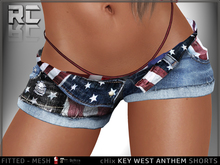 cHix Key West Anthem Shorts