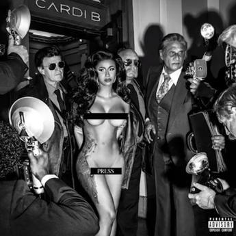 Cardi B ~ Press {Full song + Dance}