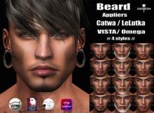 # DEMON  # Beard-Catwa/LeLutka/VISTA/Omega Appliers 93
