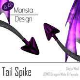 [LiLiMD] JOMO Dragon - Tail Spike