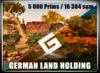 Full Sim 5000 Prim Quarter Sim