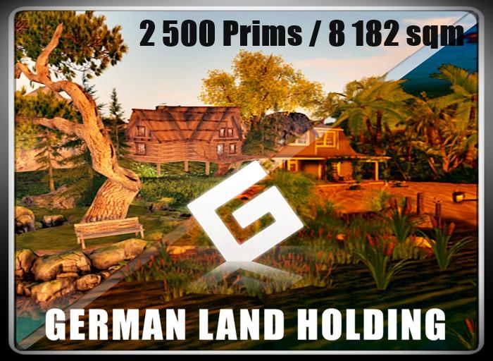 Full Sim 2500 Prim - 8192 sqm
