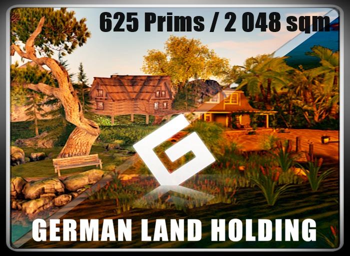 Full Sim 625 Prim - 2048 sqm