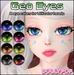 ~Dollypop~ Geo Eyes for Utilizator Heads 8 Colors
