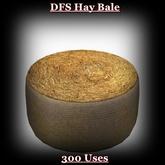 DFS Texture - DFS Hay Bale 300