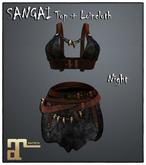 [JANGKA] SANGAI Top + Loincloth Night [Maitreya]