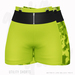 Gaia - Utility Shorts  LIME