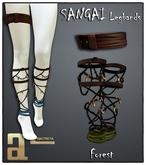 [JANGKA] SANGAI Legbands Forest[Maitreya] ADD ME