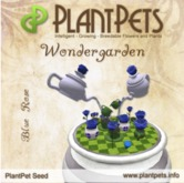 PlantPet Seed [Wondergarden *Blue Rose*] Updated 2019