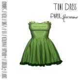 Paper.Sparrow - Kiwi - Toni Dress