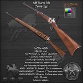 [S&P] Sharps Rifle (WWM)