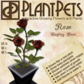 PlantPet Seed [Rose *Lasting Love*] Updated 2019
