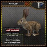Huntable WWM Rabbit