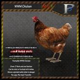 Huntable WWM Chicken