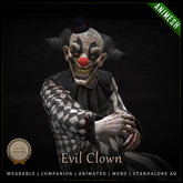 [C] Animesh Follower - Evil Clown (Wear)