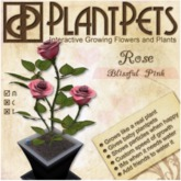 PlantPet Seed [Rose *Blissful Pink*] Updated2019