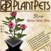 PlantPet Seed [Rose *Dream Come True*]