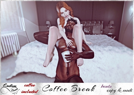 Coffee Break Pose (rez to open)