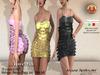 DRESS *Arcane Spellcaster*  Dress Plumage BENTO *Arcane Spellcaster*