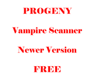 """PROGENY """"Improved ORC Scanner"""" FREE"""
