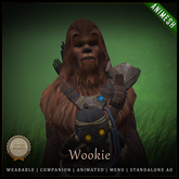 [C] Animesh Follower - Wookie (Wear)