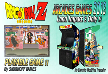 = Dragon Ball Z = Arcades Games 2018 [BOX]