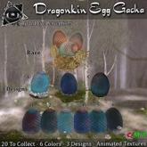 3rd Eye  ( ADD ME ) Dragonkin Egg Gemborn RARE