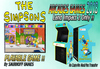 = The Simpsons = Arcades Games 2018 [BOX]