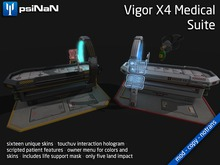 [psiNaN] Vigor X4 Medical Suite (BOX)