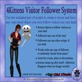 4Kittens Visitor Follower System