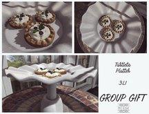 [Merak] - Tartlets Platter