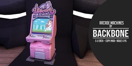 BackBone Unicorn Attack - PG