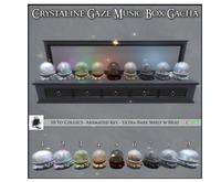 3rd Eye_ 5 Crystalline Gaze ( Death ) Music Box  COMMON