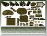 Ultimative Mesh Landscape Building Set (#3 )45 Parts copy/mody