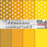 8 Polka dots FP set2