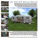 La Vie est Belle Belle - Travel Trailer / Mobile home - Belle Belle Furniture