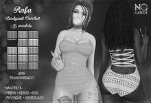 DEMO :: No Cabide :: Rafa Bodysuit Crochet