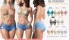 Blueberry - Yumi - Diamond Top & Choker - Fat Pack
